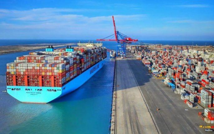 المنطقة الاقتصادية بقناة السويس