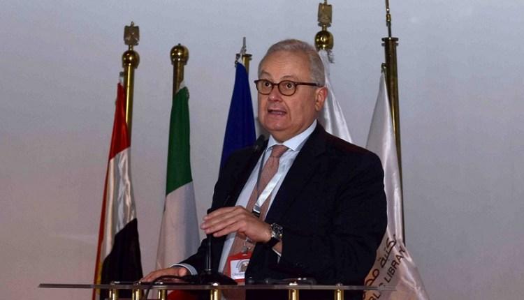 جيامباولو كانتيني، سفير إيطاليا بالقاهرة