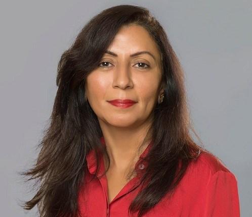 الدكتورة هند الشربيني الرئيس التنفيذي لشركة التشخيص المتكاملة القابضة