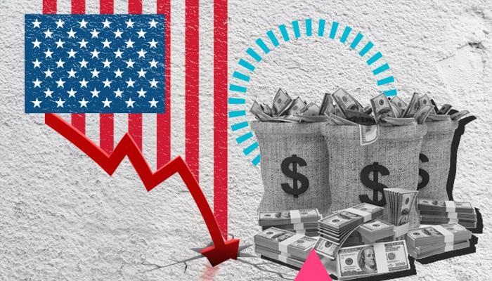 عجز الموازنة في أمريكا