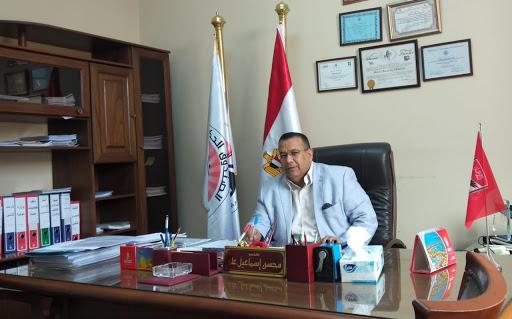 محسن إسماعيل رئيس الصندوق الحوادث المجهلة