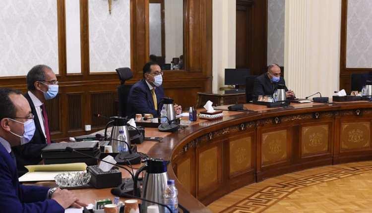 وزير الاتصالات خلال استعرض مؤشرات منصة مصر الرقمية