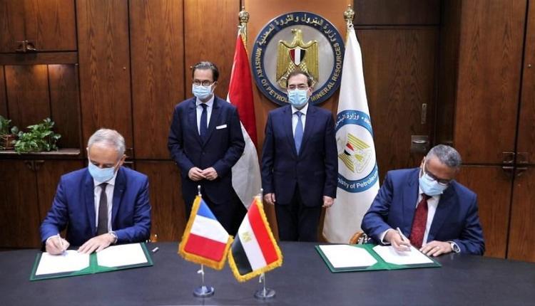 توقيع عقود مجمع البحر الأحمر للبتروكيماويات