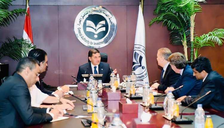 المستشار محمد عبد الوهاب، الرئيس التنفيذي للهيئة العامة للاستثمار والمناطق الحرة