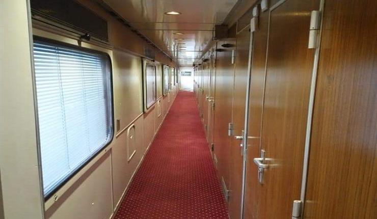 السكة الحديد عربات النوم