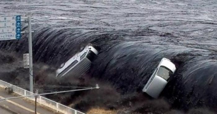 إعصار لاري