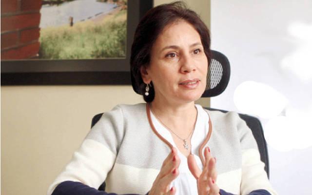 وزيرة الطاقة الأردنية