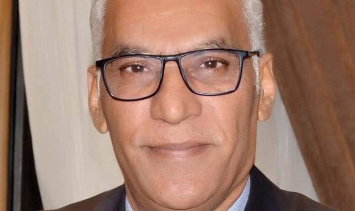 محمد حسن فرغلي العضو المنتدب لشركة قناة السويس للتأمين
