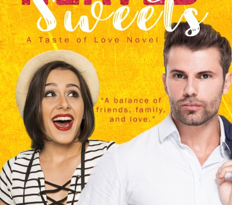 Heated Sweets Vol 3 of a Taste of Love Series – Cover Reveal