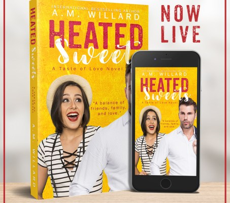 Heated Sweets is NOW LIVE!