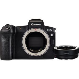 [BUY-NEW] Canon EOS R Mirrorless Camera with RF 24-105mm F/4L IS USM Lens