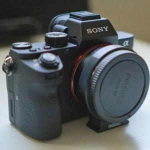 [RENT]Sony A7R Mk ii w/ Metabones IV [Camera Package]