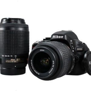 [BUY-USED] NIKON D5100 DSLR Camera + 18 - 55mm Lens