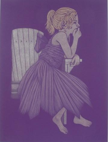 The Rainbow Hour- Purple