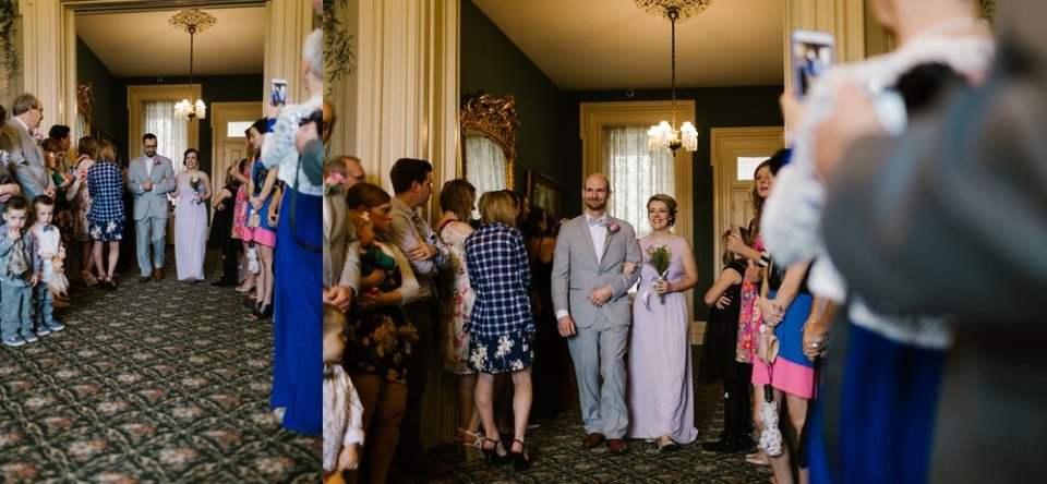 Two Rivers Mansion Spring Wedding | Amy Allmand photography