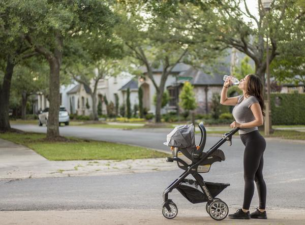 Baby Stroller for Active