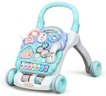 BABY JOY Sit-to-Stand Learning Walker