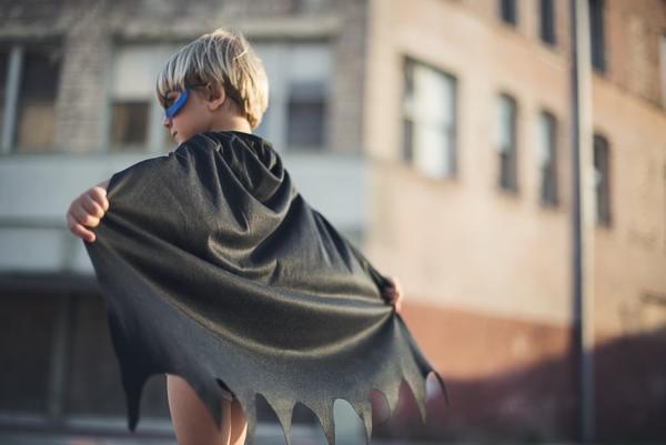 Superhero: Learn through play