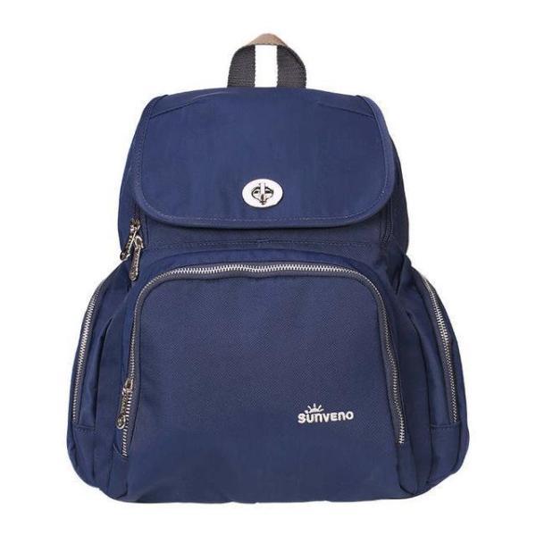 Trendy Mummy Maternity Diaper Backpack Blue