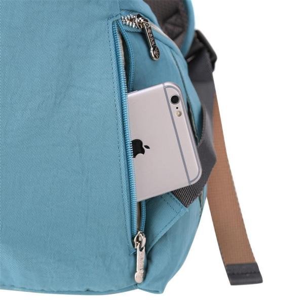 Trendy Mummy Maternity Diaper Backpack Mobile Pocket