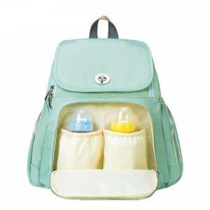Trendy Mummy Maternity Diaper Backpack Green