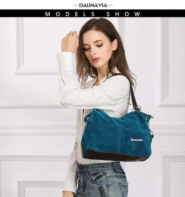 Daunavia Handbag Model