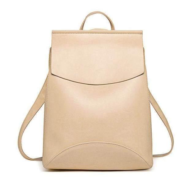 Grace Multifunctional Bag Backpack Beige