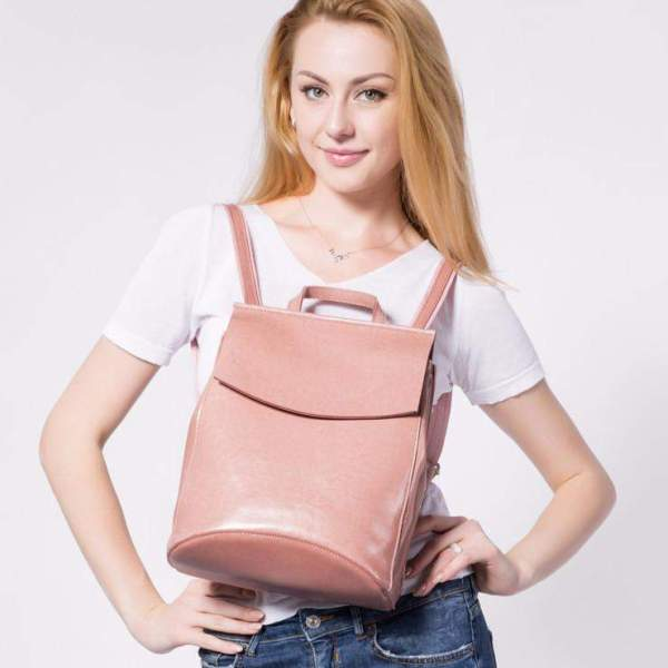 Grace Multifunctional Bag Backpack Front View