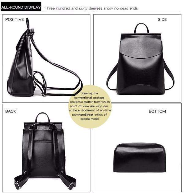 Grace Multifunctional Backpack Features