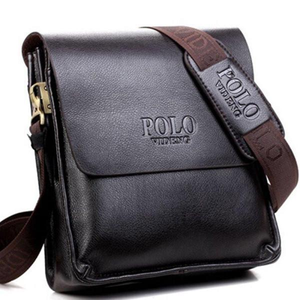 Polo Messenger Bag