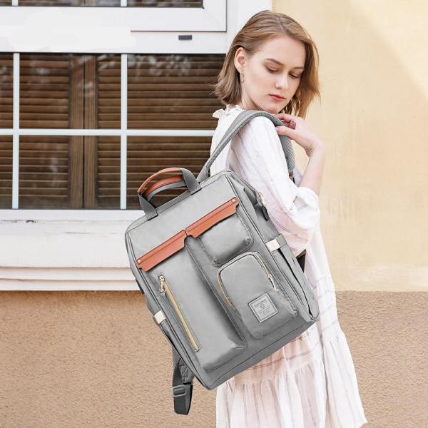 Sunveno Diaper Backpack Bag Model
