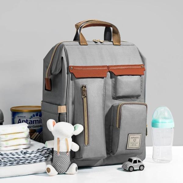 Sunveno Diaper Backpack Organizer
