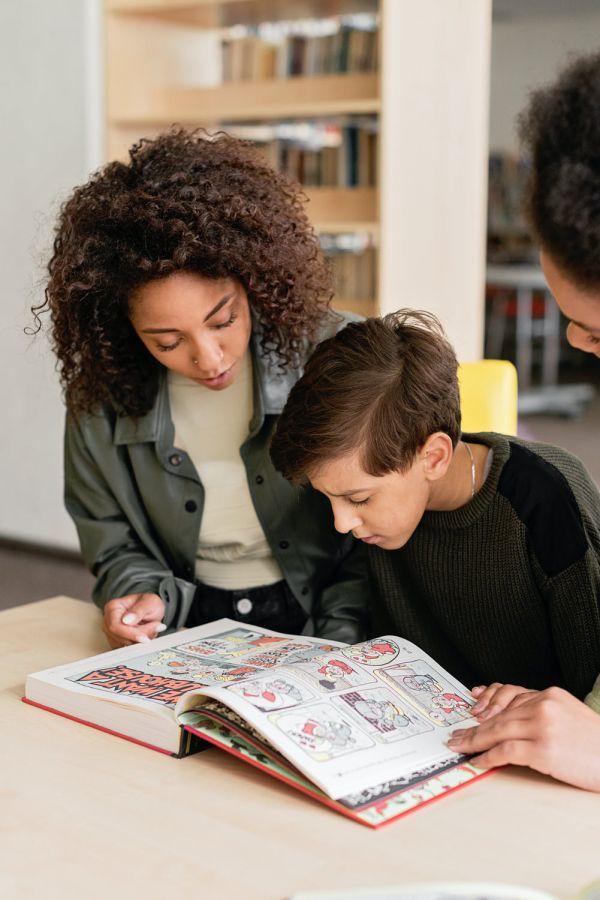 Tips for Reading to Children