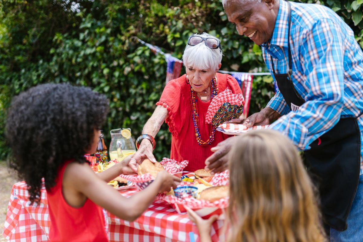 Organize Granddad Birthday