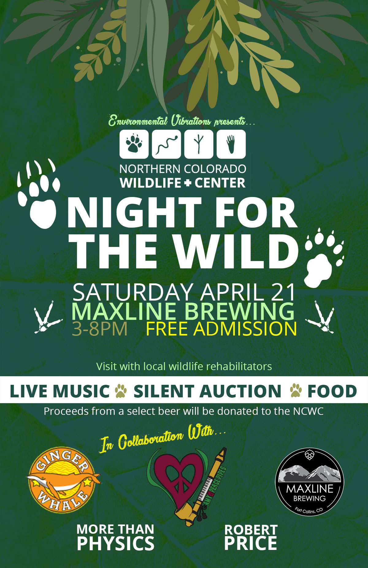 Night For The Wild w/ Rob Price
