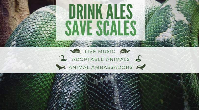 Drink Ale's, Save Scales