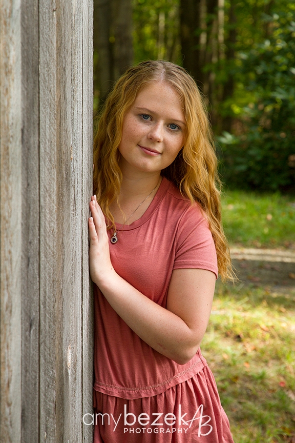 Wyoming Valley West High School Senior Portrait Photography, Pike Township • Wilkes-Barre, PA