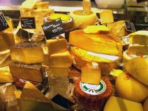 cheese pile