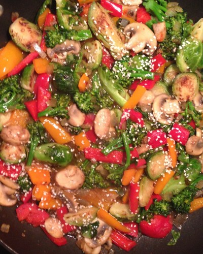 Yummy, Healthy Stir-Fry!