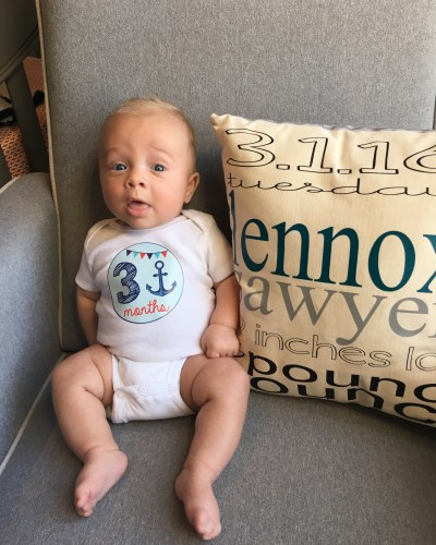 I'm 3 months!! How old are you?
