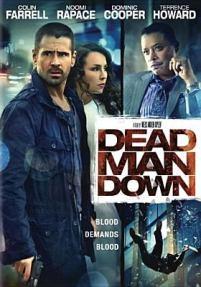 dead man down dvd cover