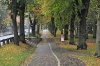 Djurgården bike path