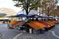 Farmers' Market at Kungliga Operan
