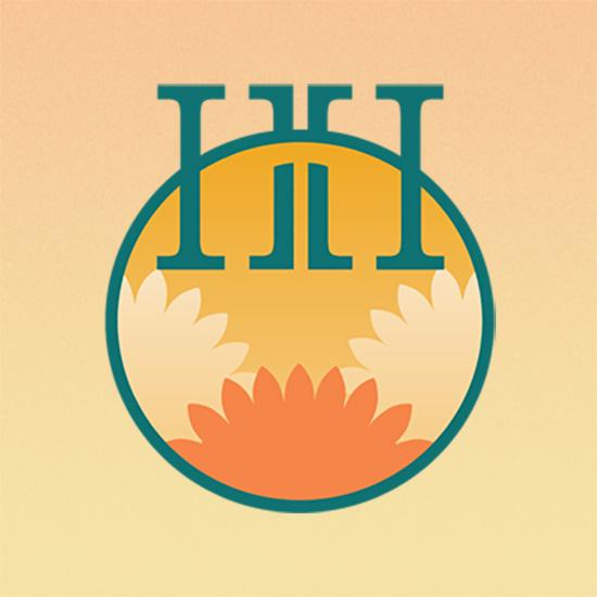 Heliotropic Healing Logo Design