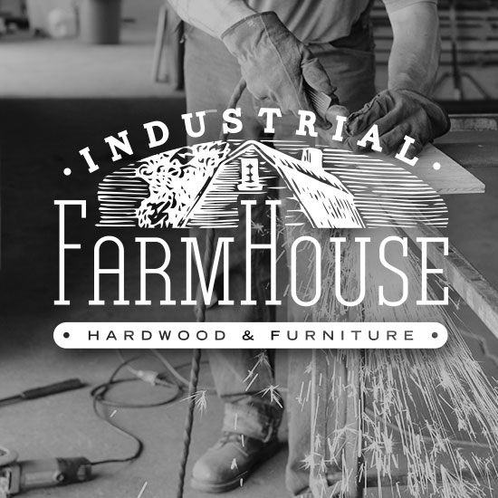 Industrial Farmhouse Cover