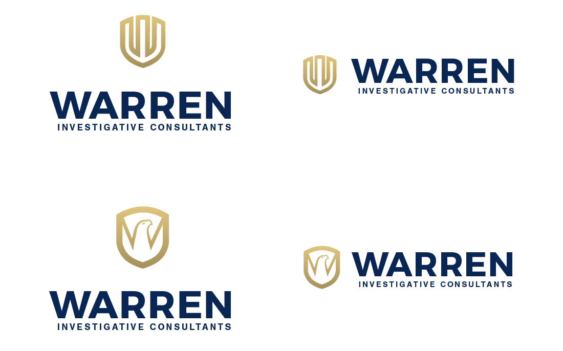 Warren Logo Options