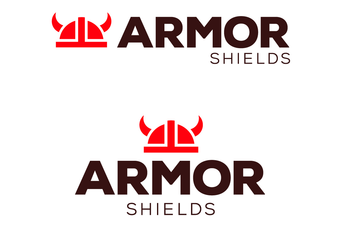 Armor Shields Final Logo Design
