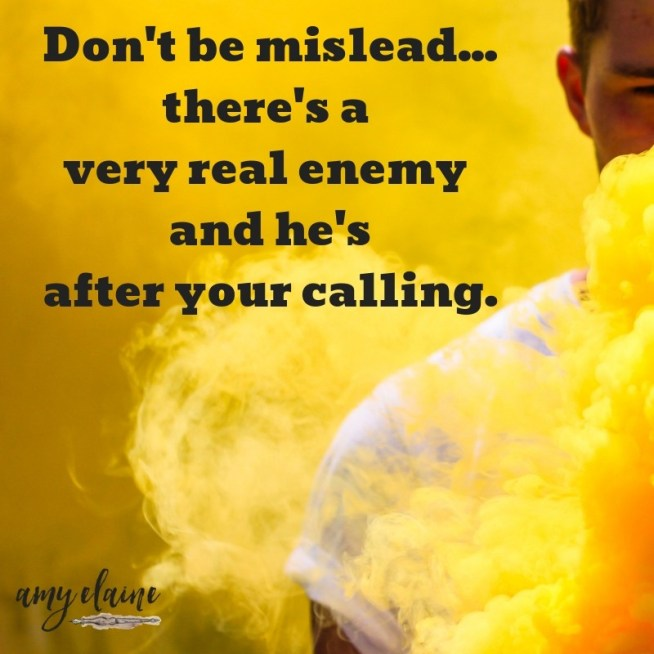 enemy-after-your-calling