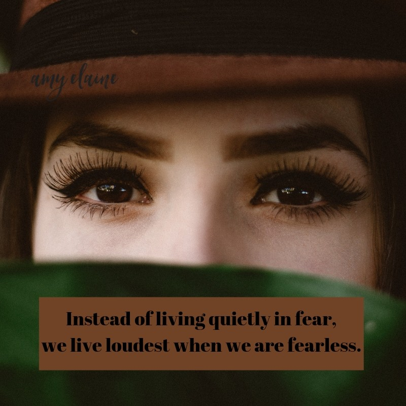 loudest, living, free, fearless