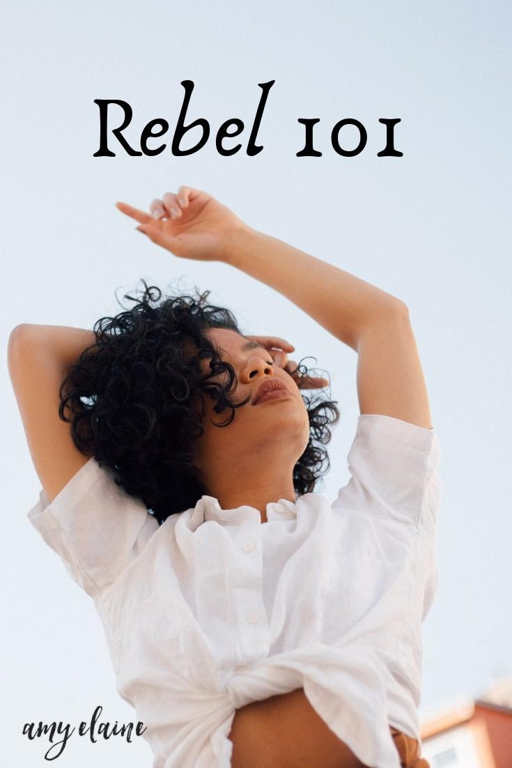 rebel hearted girl 101
